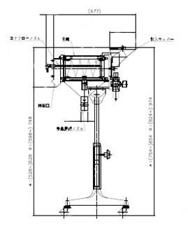 ピュアルナー9外形図